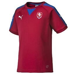 Puma triko červeno-modré 16