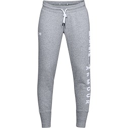 UNDER ARMOUR COTTON FLEECE WM PANT