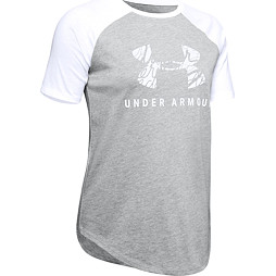 UNDER ARMOUR FIT KIT BASEBALL TEE GRAPHIC