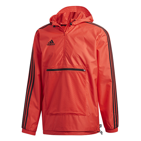 ADIDAS TAN WINDBREAKER HIRERE