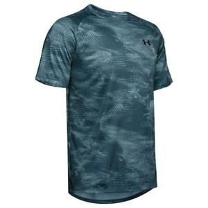 UNDER ARMOUR TECH 2.0 SS PRINTED